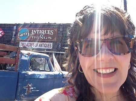 Larry's Antiques in Cottonwood AZ from Starling Travel