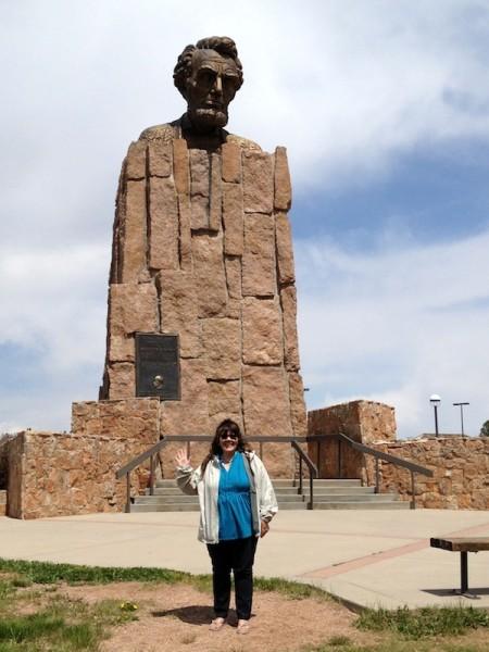 Lincoln Memorial Laramie WY