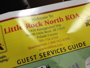 Little Rock North KOA