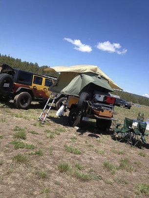 M.O.A.B. Fort Camper from Starling Travel