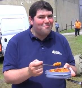 Matthew Cashmore Bacon Curry