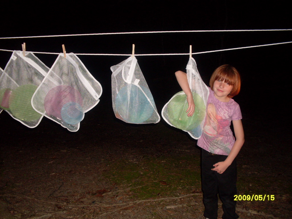 Mesh Laundry Bag For Drying Dishes From Starling Travel