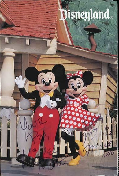 PostSecret: Mickey