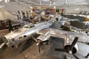 Mighty Eighth Air Force B-17 Restoration from Starling Travel