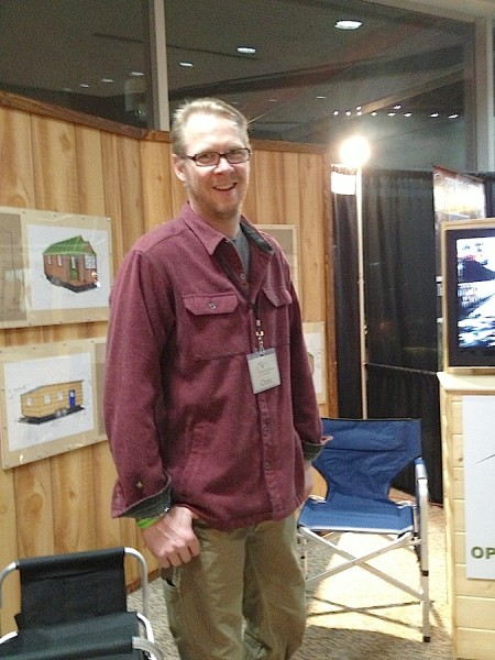 Chris from Open Trail Homes on Starling Travel
