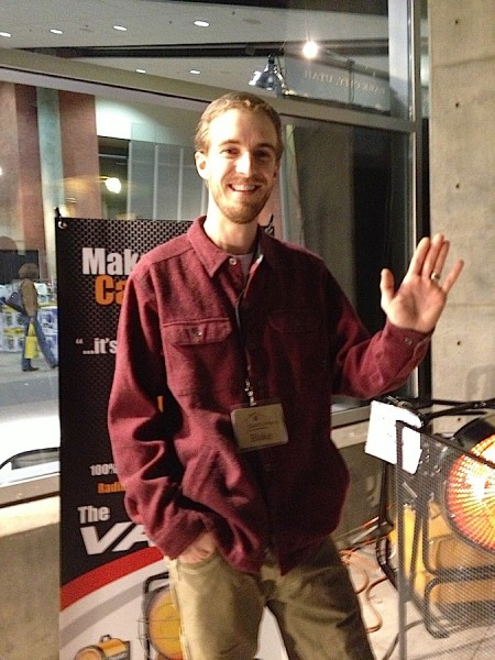 Blake from Open Trail Homes on Starling Travel