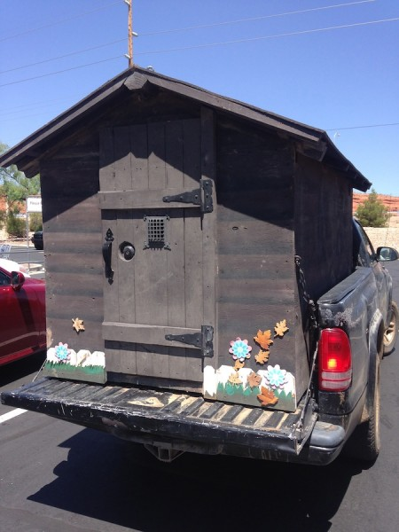 Pickup Playhouse from Starling Travel