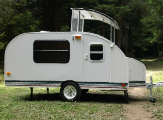 Starling Travel 187 Popup Teardrop Camper