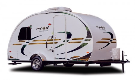 Starling Travel Full Sized Teardrop Trailers
