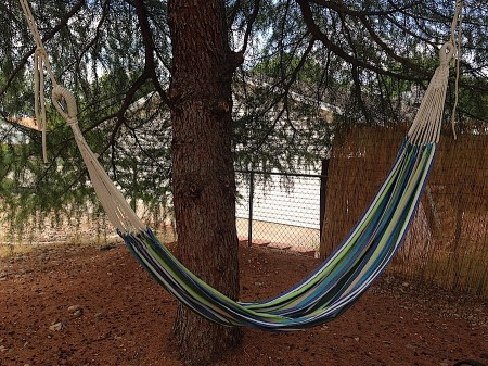 Relaxing Hammock in My Backyard from Starling Travel
