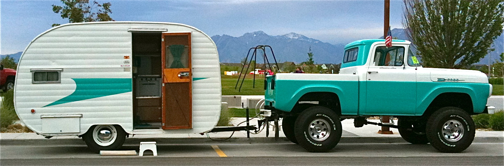 Wonderful Tips For A Quick Camper Trailer Setup  Happy Go Travel