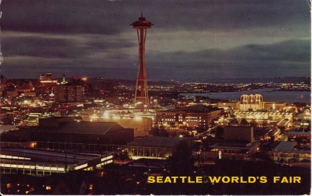 Postcard of the Week: Seattle's World's Fair 1962