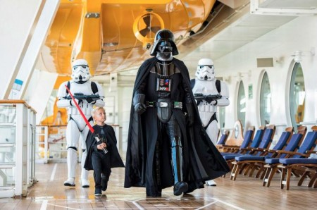 Star Wars Day on Disney Cruise Lines from Starling Travel