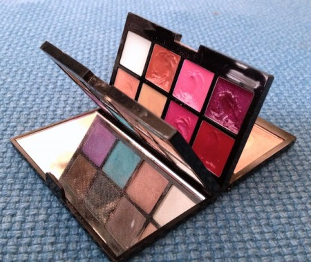 Starling Travel Makeup Travel Bag: Sephora Color Flip Palette