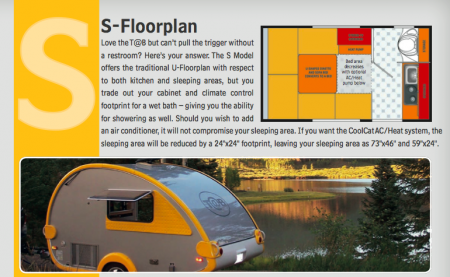 TAB S Floorplan from Starling Travel