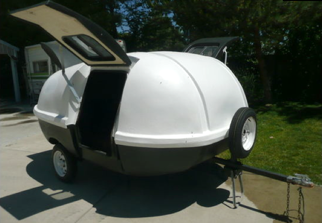 Starling Travel 187 Teardrop American Outbacker Our Dream