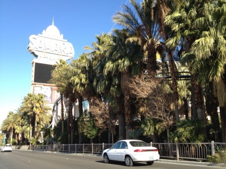 The Sahara Hotel March 2012
