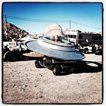 UFO RVs at In-Ko-Pah Automotive in Ocotillo, CA from Starling Travel