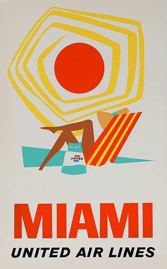 United Airlines Miami