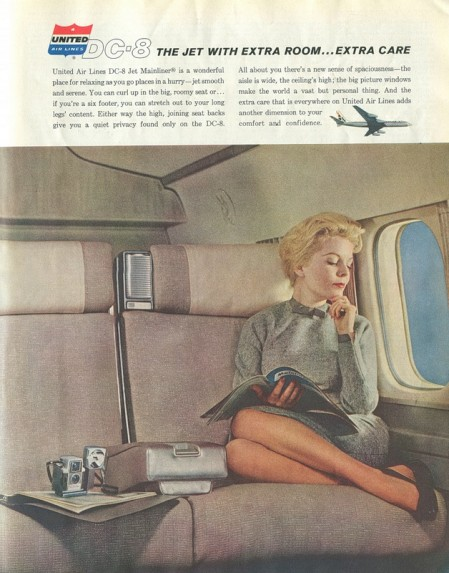 Click to see full size United Airlines ad