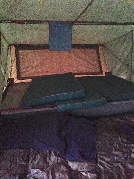 Vicki's Westholt Tent Camper