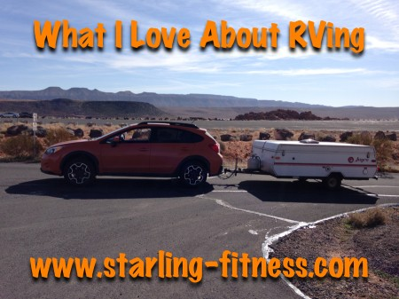 What I Love About RVing from Starling Travel