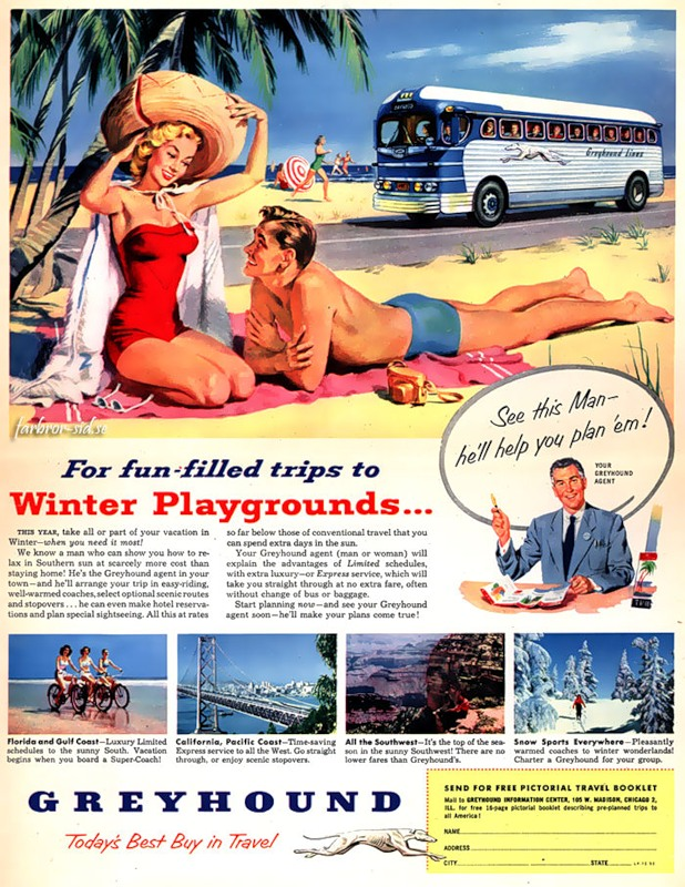 Starling Travel » Fun-Filled Trips with Greyhound Bus?