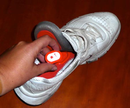 Nike Shoe Insert Iphone