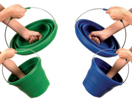 Pack-Away Collapsible Bucket from Starling Travel